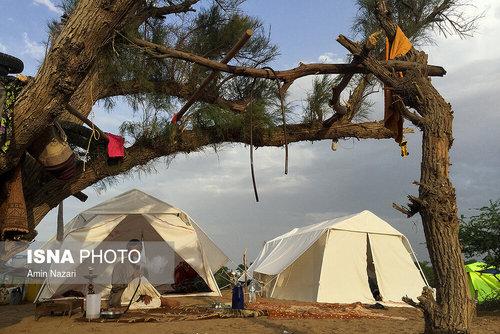 مردم سیلزده روستای خسرج حمیدیه ۳ هفته بعد از سیل (عکس) - 20