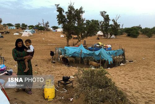 مردم سیلزده روستای خسرج حمیدیه ۳ هفته بعد از سیل (عکس) - 21