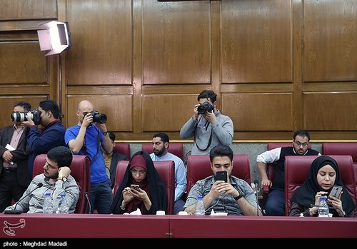 اولین نشست خبری سخنگوی جدید قوه قضائیه (عکس) - 2