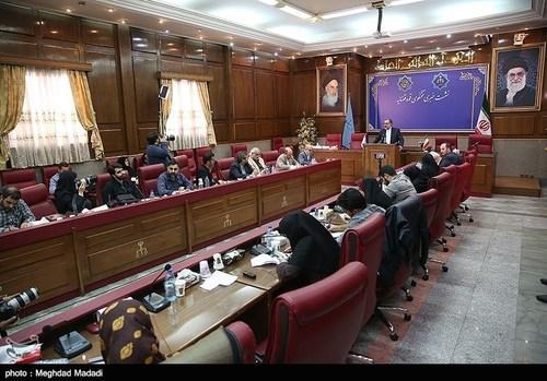 اولین نشست خبری سخنگوی جدید قوه قضائیه (عکس) - 4