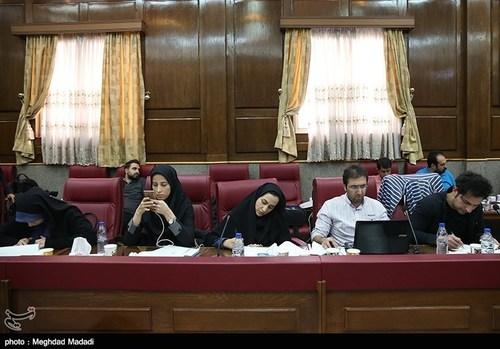 اولین نشست خبری سخنگوی جدید قوه قضائیه (عکس) - 9