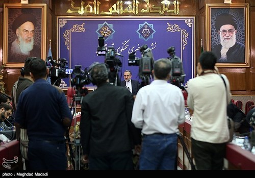 اولین نشست خبری سخنگوی جدید قوه قضائیه (عکس) - 10