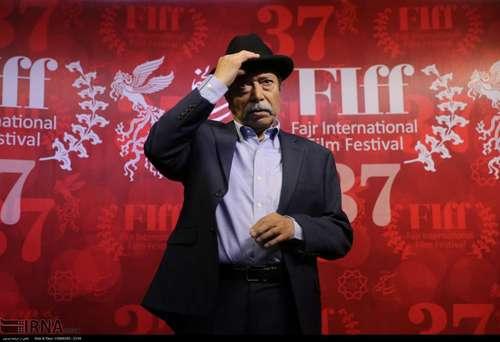 شهردار و هنرمندان در جشنواره جهانی فیلم فجر (عکس)