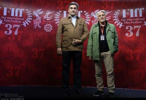 شهردار و هنرمندان در جشنواره جهانی فیلم فجر (عکس) - 3