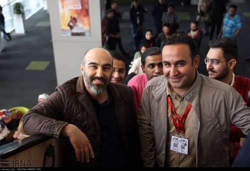 شهردار و هنرمندان در جشنواره جهانی فیلم فجر (عکس) - 9