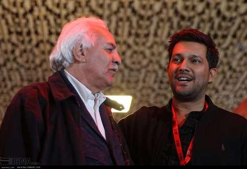 شهردار و هنرمندان در جشنواره جهانی فیلم فجر (عکس) - 12