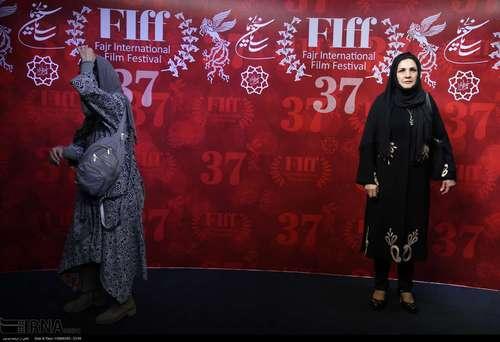 شهردار و هنرمندان در جشنواره جهانی فیلم فجر (عکس) - 13