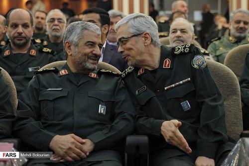 مراسم تودیع و معارفه فرمانده سپاه (عکس) - 6