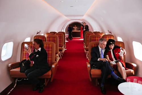 تبدیل یک هواپیمای مسافربری قدیمی به هتل در فرودگاه بینالمللی