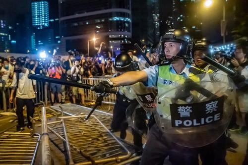 تظاهرات گسترده هنگکنگیها علیه لایحه استرداد مجرمان به چین/ گتی ایمجز