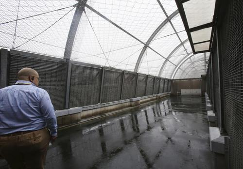 بازدید رسانه های خارجی از زندان مرکزی توکیو: عکسها: آسوشیتدپرس