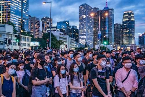 تظاهرات میلیونی در هنگ کنگ/ گتی ایمجز