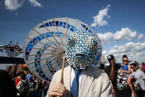 رژه سالانه در شهر نیویورک آمریکا/ خبرگزاری آناتولی