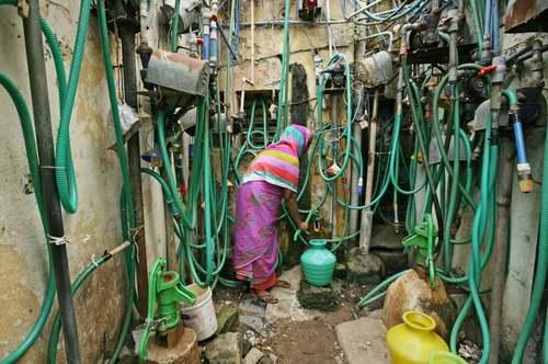 بحران تامین آب شرب در شهر