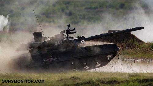 یک تانک تی 80 یو