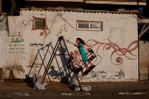 اردوگاه آوارگان در باریکه غزه/ خبرگزاری فرانسه