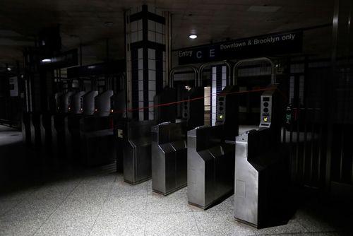 قطعی گسترده برق در بخشهای مرکزی شهر نیویورک آمریکا/ آسوشیتدپرس