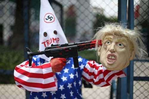 پس از تیراندازی اخیر یک شهروند نژادپرست آمریکایی درشهر