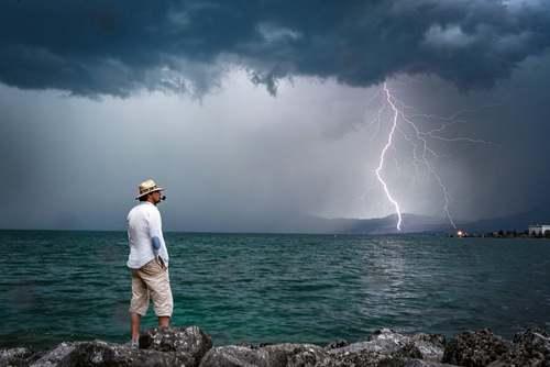 دریاچه ژنو در سوییس/ خبرگزاری فرانسه