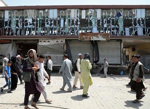انفجار خودروی بمب گذاری شده در غرب شهر کابل/ رویترز