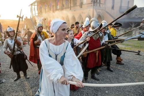 جشنوارهای تاریخی- مذهبی در شهر