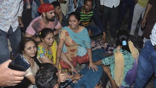 بیش از صد نفر مفقود شده و از سرنوشت آنها خبری در دست نیست/ هندوستان نیوز