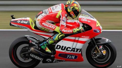 بسیاری خرید کارخانه موتورسیکلتسازی ایتالیایی دوکاتی در سال ۲۰۱۲ را با توجه به رقبای قدرتمند ژاپنی اقدامی