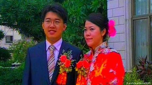یانگ هویان که دختر گائوکیانگ موسس شرکت املاک