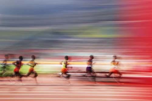 فینال دو 5 هزار متر مردان در مسابقات جهانی دوومیدانی در شهر دوحه قطر/ گتی ایمجز