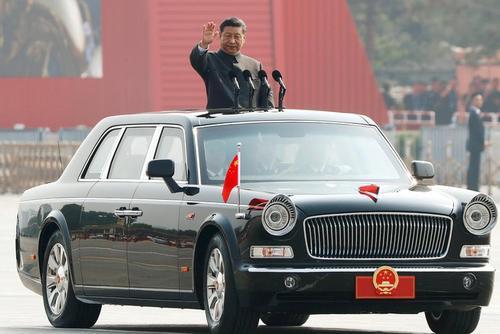 جشن هفتاد سالگی جمهوری خلق چین در پکن/ رویترز