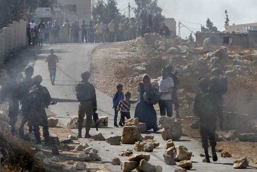 تنش بر سر تخریب خانه یک فلسطینی از سوی اسراییل در شهر