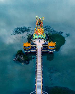 معبد کنفوسیوس، تایوان