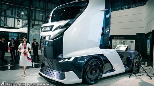 ایسوزو اف ال آی آر(کامیون خودران ژاپنی)
