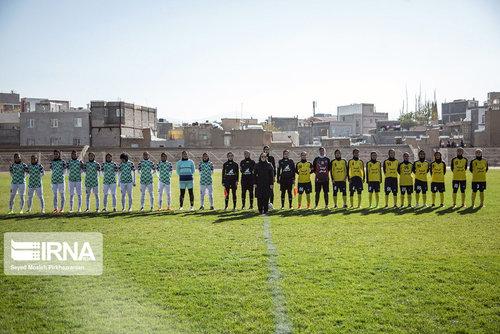 هفته پنجم لیگ برتر فوتبال بانوان (عکس)