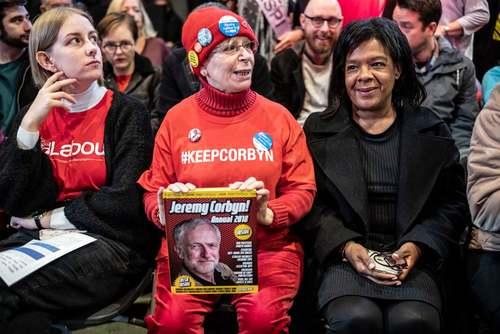 کارزار انتخاباتی حزب کارگر بریتانیا در شهر لیورپول/ گاردین