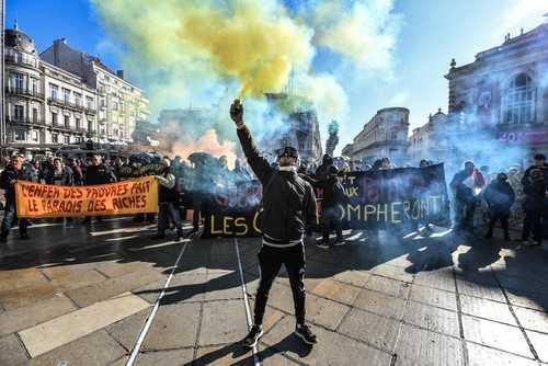 پنجاه و دومین شنبه اعتراضات جنبش