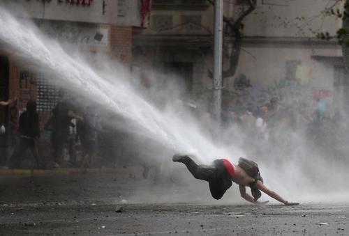 اعتراضات ضد دولتی در شهر