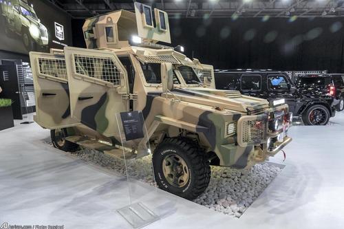 خودروی نظامی اینکاس