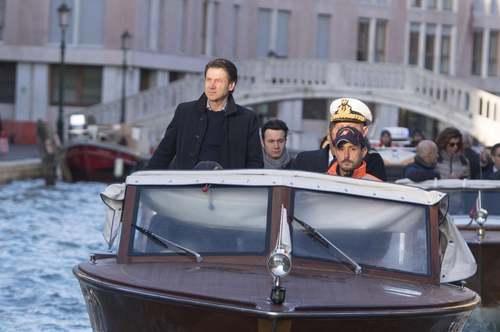 بازدید نخست وزیر ایتالیا از سیل بیسابقه در شهر ونیز/ EPA