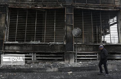 تخریب اموال عمومی در اسلامشهر عکاس: حسن شیروانی