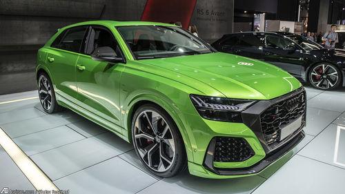 آئودی آر آس کیو8 مدل 2020
