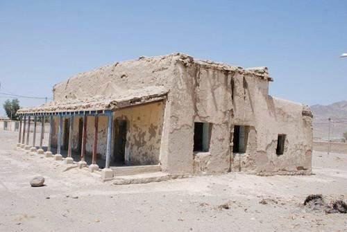 ایستگاه راهآهن در سیستان و بلوچستان