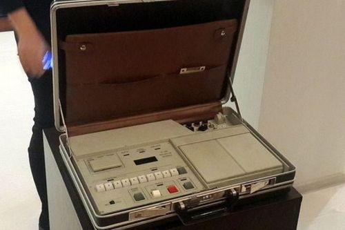 تصویری از داخل چمدان اتمی روسیه
