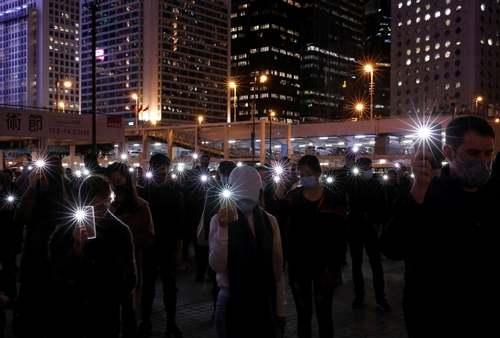 ادامه اعتراضات در هنگکنگ / رویترز