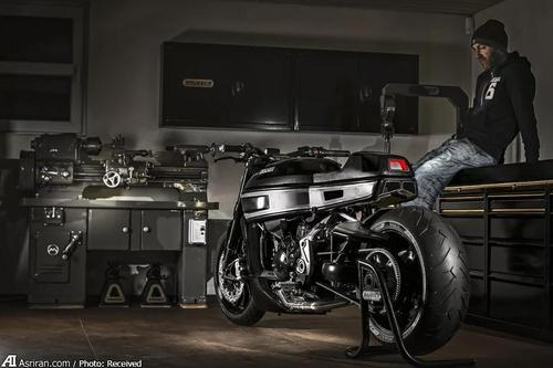 موتورسیکلت دوکاتی کروگر