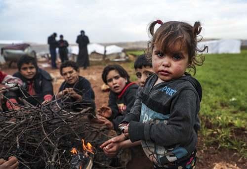 کودکان اردوگاهی در استان