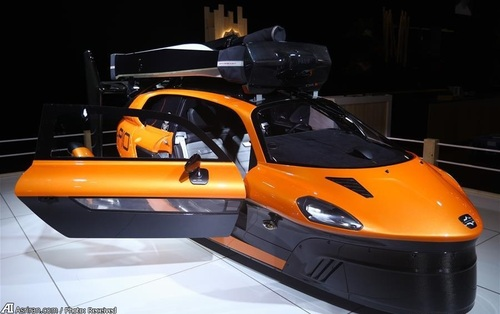 خودروی پرنده پال-وی