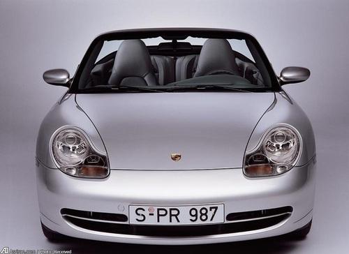 پورشه 911 کاررا کابریولت(نسل 966) مدل 1998 در وضعیت استاندارد