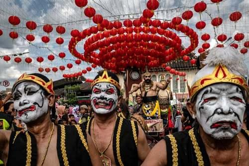 جشن سال نو چینی در
