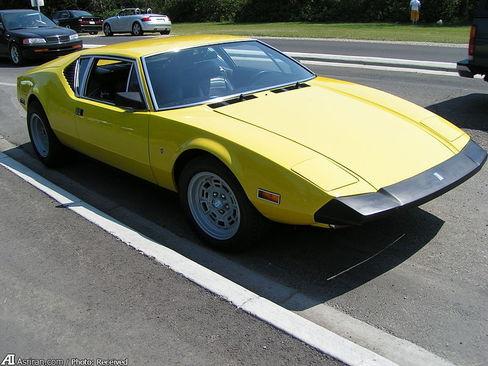 دتومازو پنترا ال مدل 1973